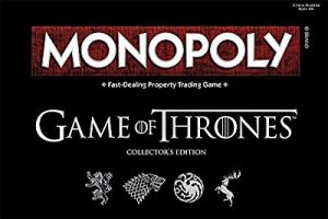 game of thrones monopoly set