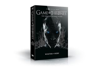 game of thrones the complete seventh season dvd pack